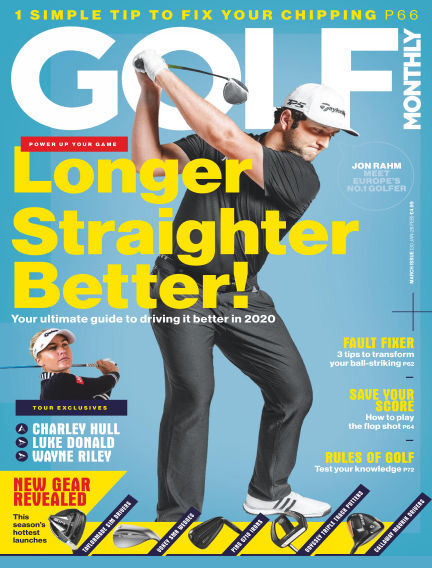 Golf Monthly January 30, 2020 00:00