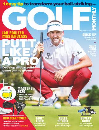 Golf Monthly Apr 2020