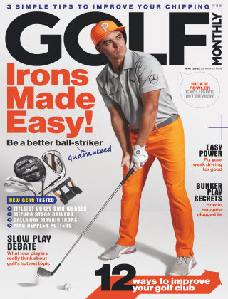 Golf Monthly May 2020