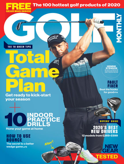 Golf Monthly April 23, 2020 00:00