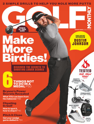Golf Monthly August 2020