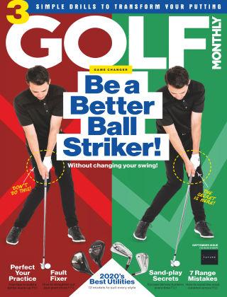 Golf Monthly September 2020