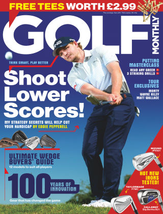 Golf Monthly October 2020