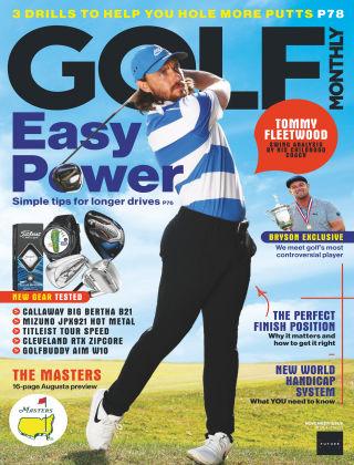 Golf Monthly November 2020