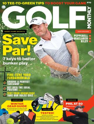 Golf Monthly December 2020
