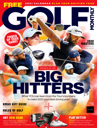 Golf Monthly January 2021