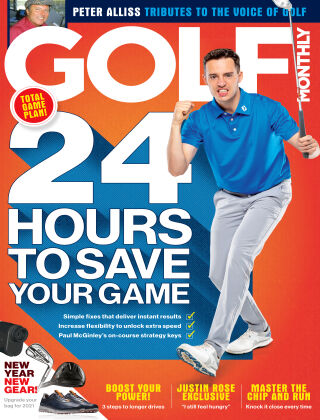 Golf Monthly February 2021