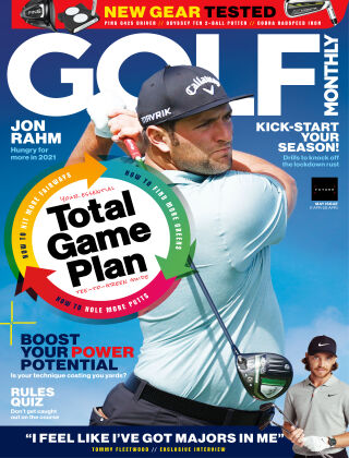 Golf Monthly May 2021