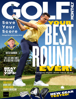 Golf Monthly August-21