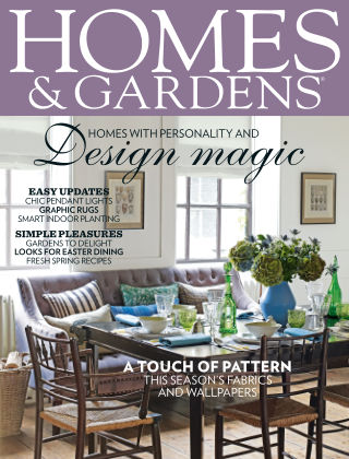 Homes and Gardens - UK April 2014