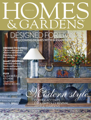 Homes and Gardens - UK March 2014