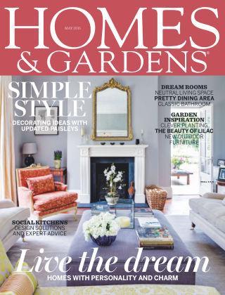 Homes and Gardens - UK May 2015