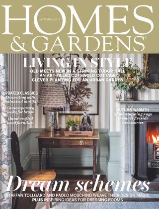 Homes and Gardens - UK November 2015