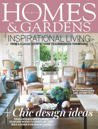 Homes and Gardens - UK September 2016
