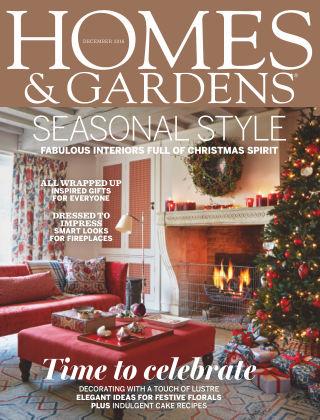 Homes and Gardens - UK December 2016