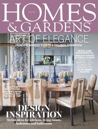 Homes and Gardens - UK May 2017