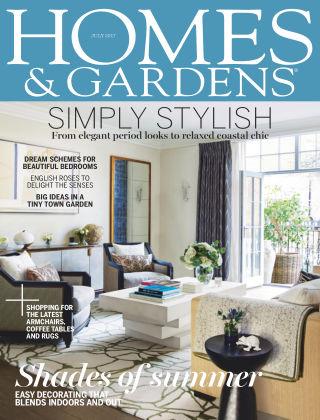 Homes and Gardens - UK Jul 2017