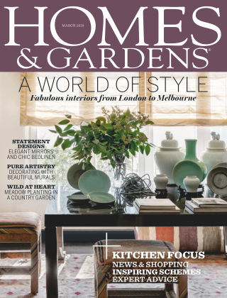 Homes and Gardens - UK Mar 2018