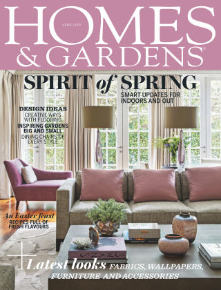 Homes and Gardens - UK Apr 2018
