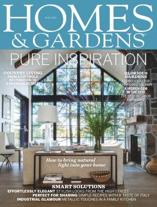 Homes and Gardens - UK May 2018