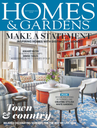 Homes and Gardens - UK Sep 2018