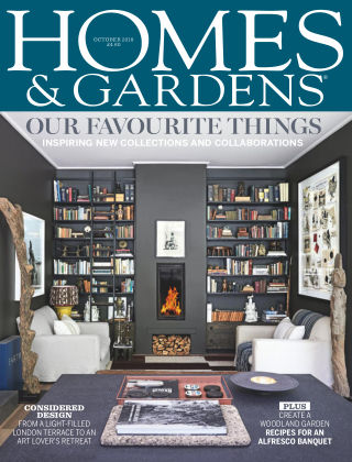 Homes and Gardens - UK Oct 2018