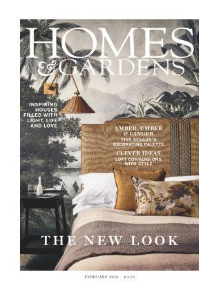 Homes and Gardens - UK Feb 2019
