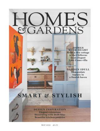 Homes and Gardens - UK May 2019