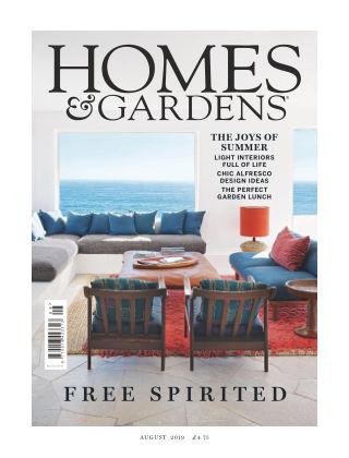 Homes and Gardens - UK Aug 2019