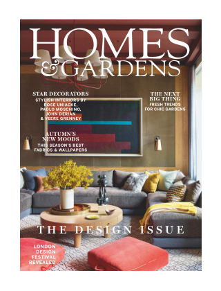 Homes and Gardens - UK Oct 2019