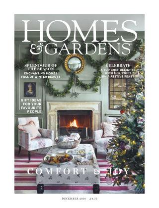 Homes and Gardens - UK Dec 2019