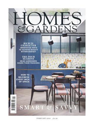 Homes and Gardens - UK Feb 2020