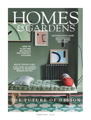 Homes and Gardens - UK Mar 2020