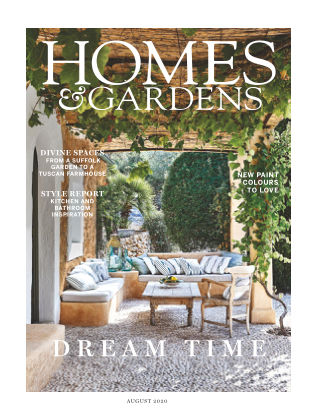 Homes and Gardens - UK August 2020