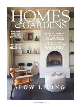 Homes and Gardens - UK September 2020