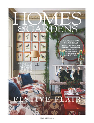 Homes and Gardens - UK December 2020