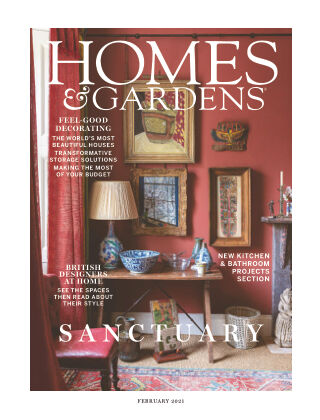 Homes and Gardens - UK February 2021