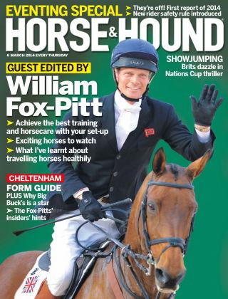 Horse & Hound March 6 2014