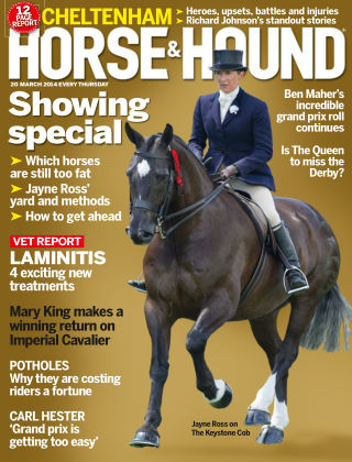 Horse & Hound 20th March 2014