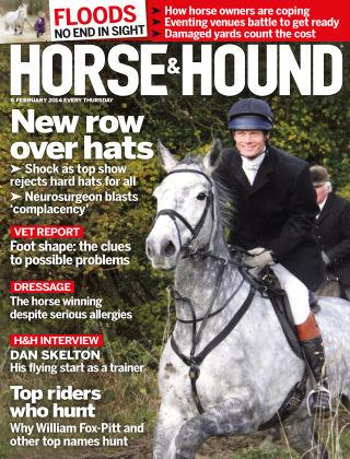 Horse & Hound 6th February 2014