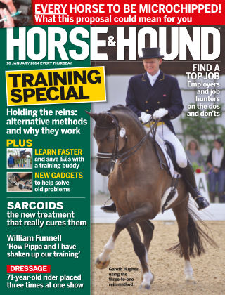 Horse & Hound 16th January 2014