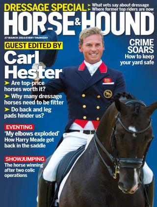 Horse & Hound 27th March 2014