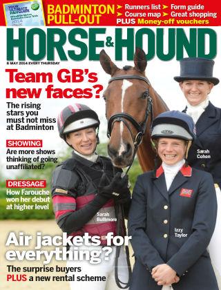Horse & Hound 8th May 2014