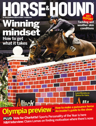 Horse & Hound 11th December 2014