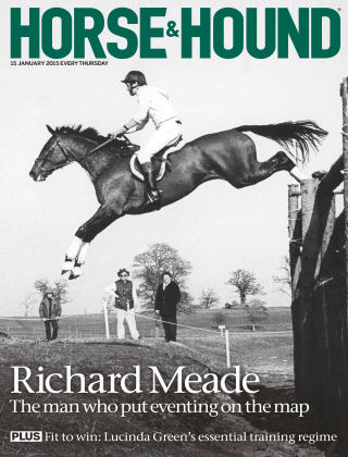 Horse & Hound 15th January 2015