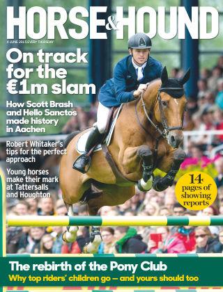 Horse & Hound 04th June 2015