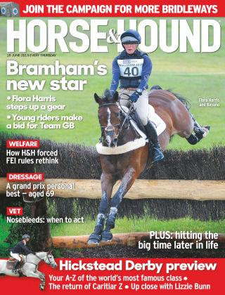 Horse & Hound 18th June 2015