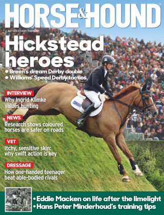 Horse & Hound 02nd July 2015