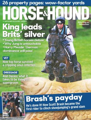 Horse & Hound 17th September 2015