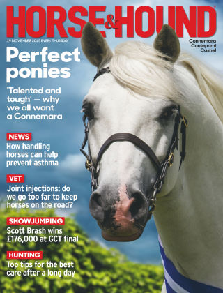 Horse & Hound 19th November 2015